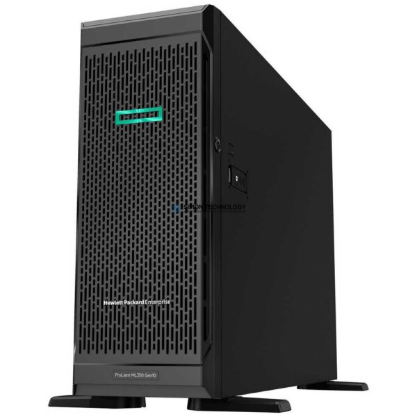 Сервер HP ML350 Gen10 4214R 1P 32G 8SFF P408i-a 1x800W FS RPS Performance SFF Tower Server NEW (P21789-421)