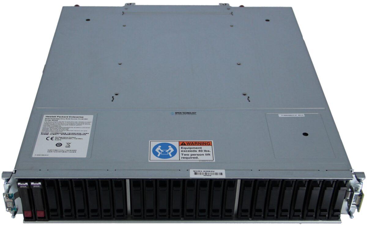 СХД HPE MSA 2052 SAN disk array 1.6 TB Rack (2U) (Q1J03B)