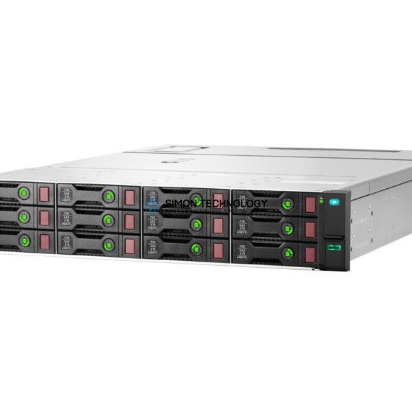СХД HPE Enterprise - D3610 - Speichergeh?use - 12 Sch?chte (SATA-600 / SAS-3 (Q1J09A)