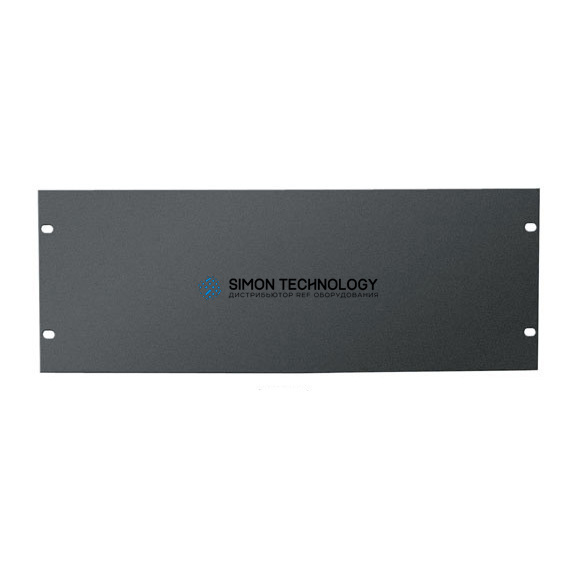 Black Box Filler Panel - Black 4U (RMTB04)