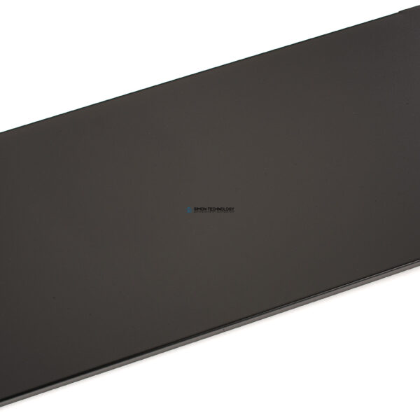 Black Box Filler Panel - Black 5U (RMTB05)