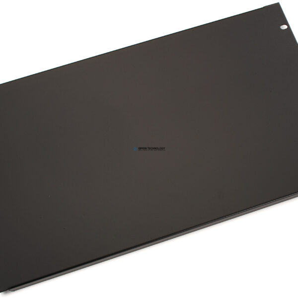 Black Box Filler Panel - Black 6U (RMTB06)