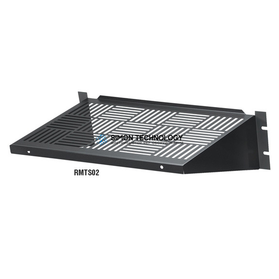 Black Box Fixed Shelf 16kg - Vented (RMTS02)