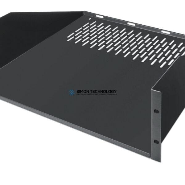 Black Box Fixed Cantilever Shelf Heavy Duty - Vented (RMTS03)