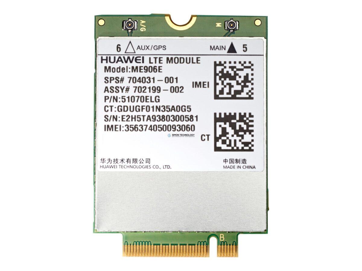 HP lt4112 LTE/HSPA+ W10 WWAN - Drahtloses Mobilfunkmodem - 4G LTE (T0E33AA)