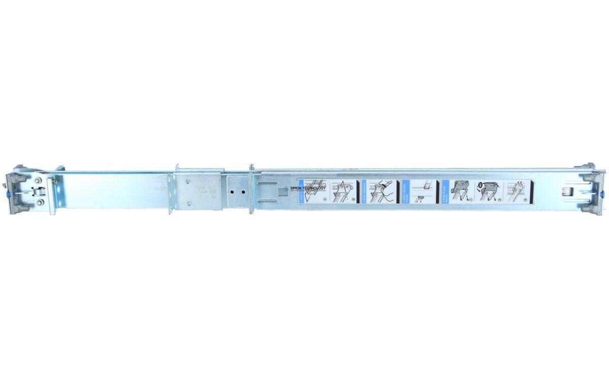 Dell PowerEdge R210/R210-II 2/4-Post Sliding Server Rack Rails (X632K)