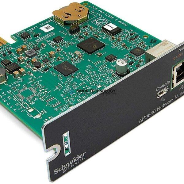 APC Network Management Card 3 with PowerChute Network Shutdown NEW (AP9640)